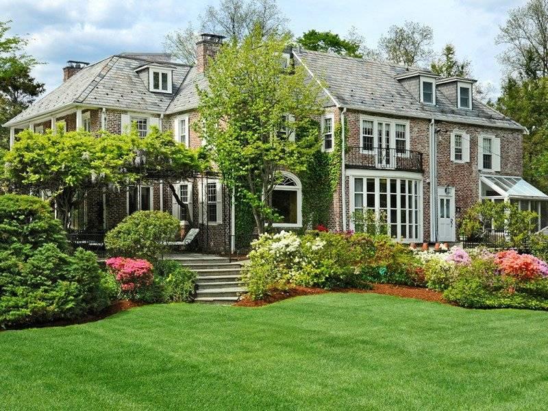 Elegant Georgian Manor