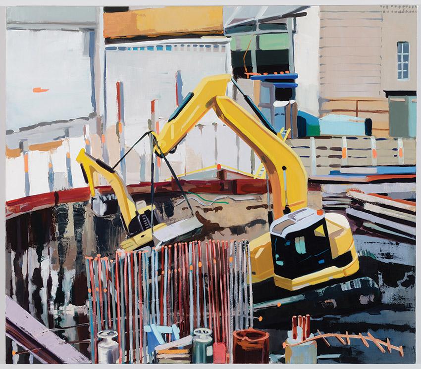 """Transformers"" by Noa Charuvi, 2014"