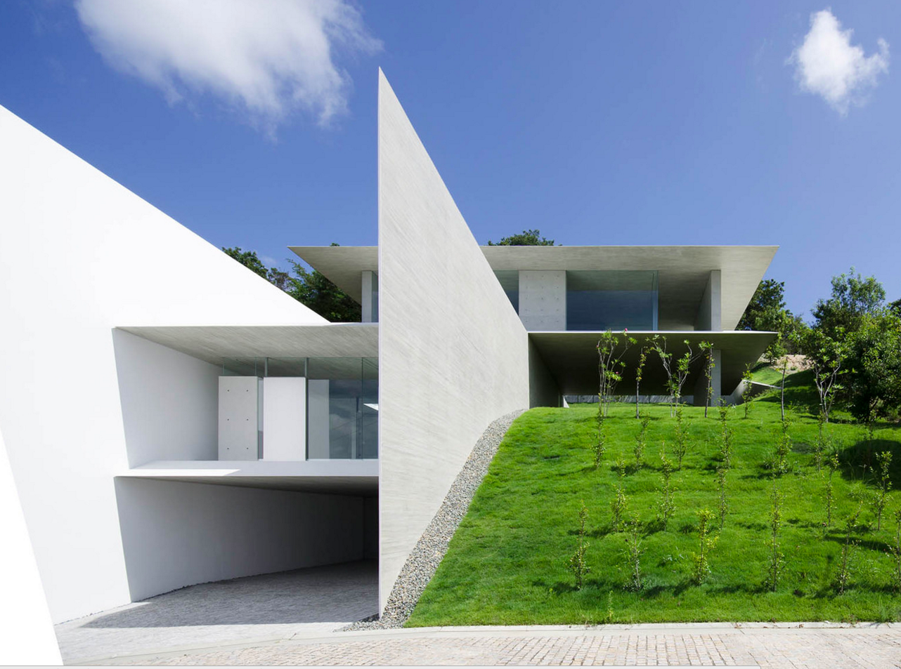 Take a look at japan 39 s ya house for Architecture contemporaine