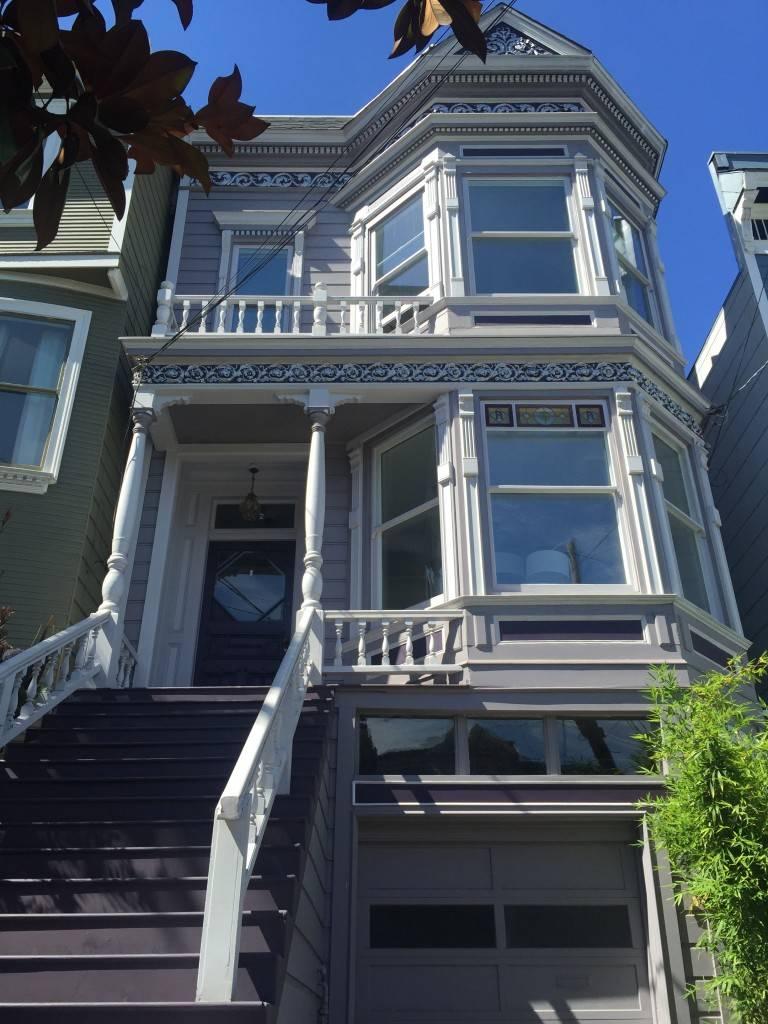 Castro St home