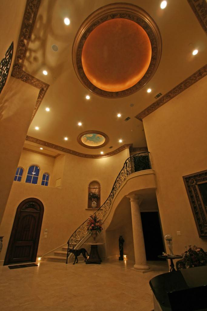 Evening Foyer 1