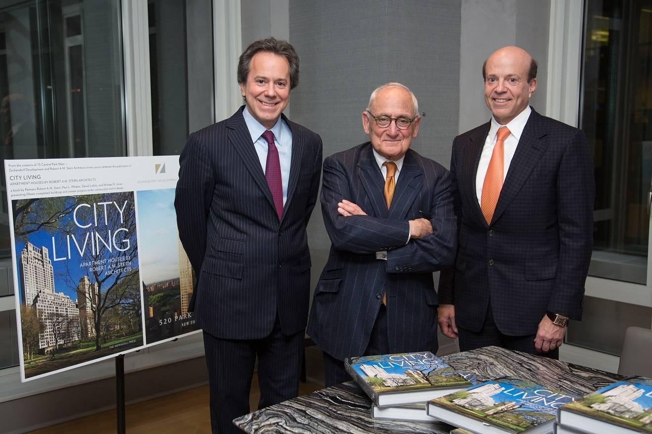 William Lie Zeckendorf, Robert A M Stern and Arthur W Zeckendorf