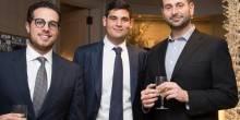 Evan Papapnastasiou, Ezra Nasser, and Joseph Debbah