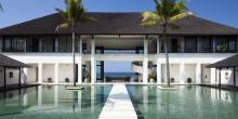 Lepang Estate on Bali's East Coast is listed with Elite Havens for an undisclosed price