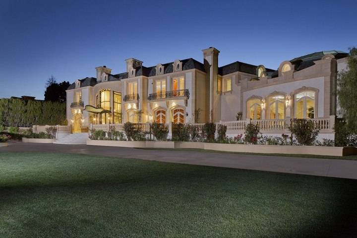 Marvelous Beverly Hills Gated Chateau