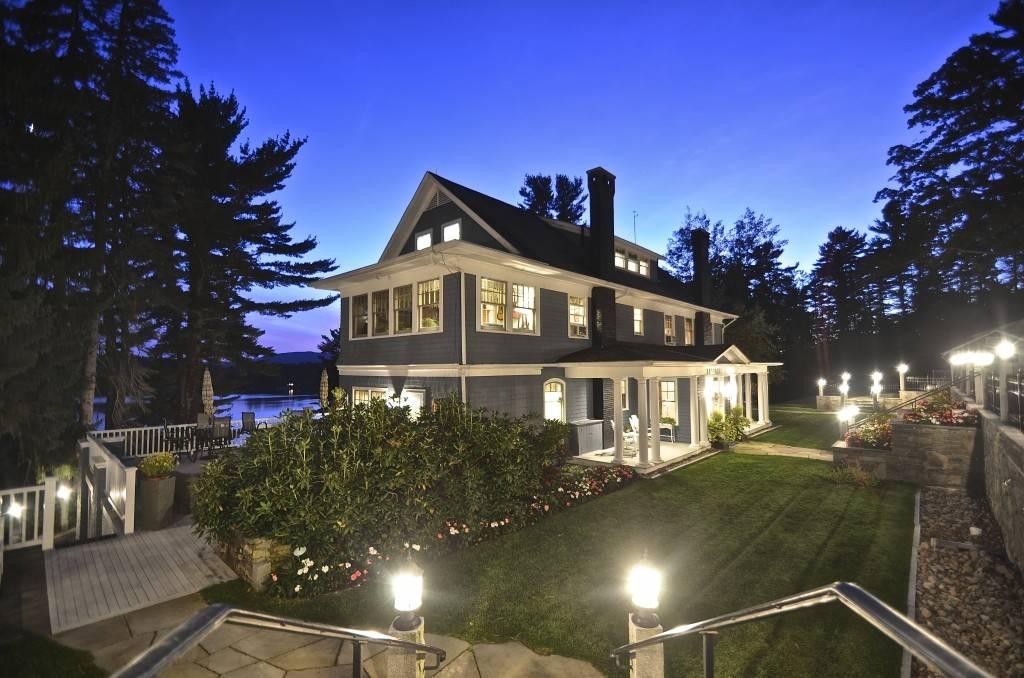 Serene New Hampshire Lake House