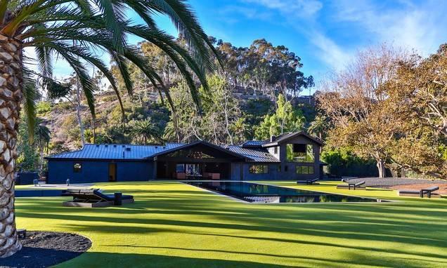 State-of-the-Art Malibu Estate