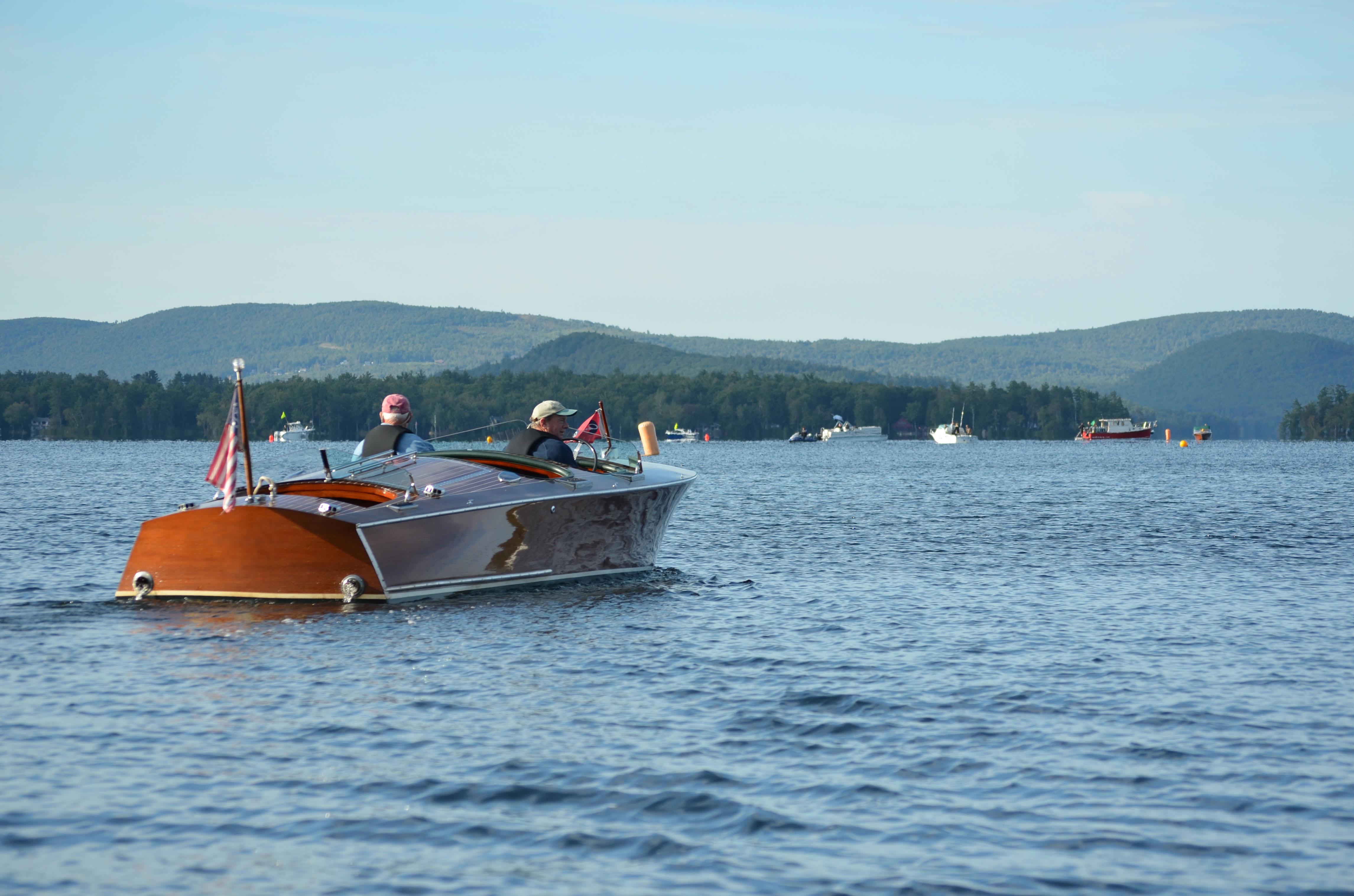 Explore Lake Winnipesaukee, New Hampshire With Michael Travis