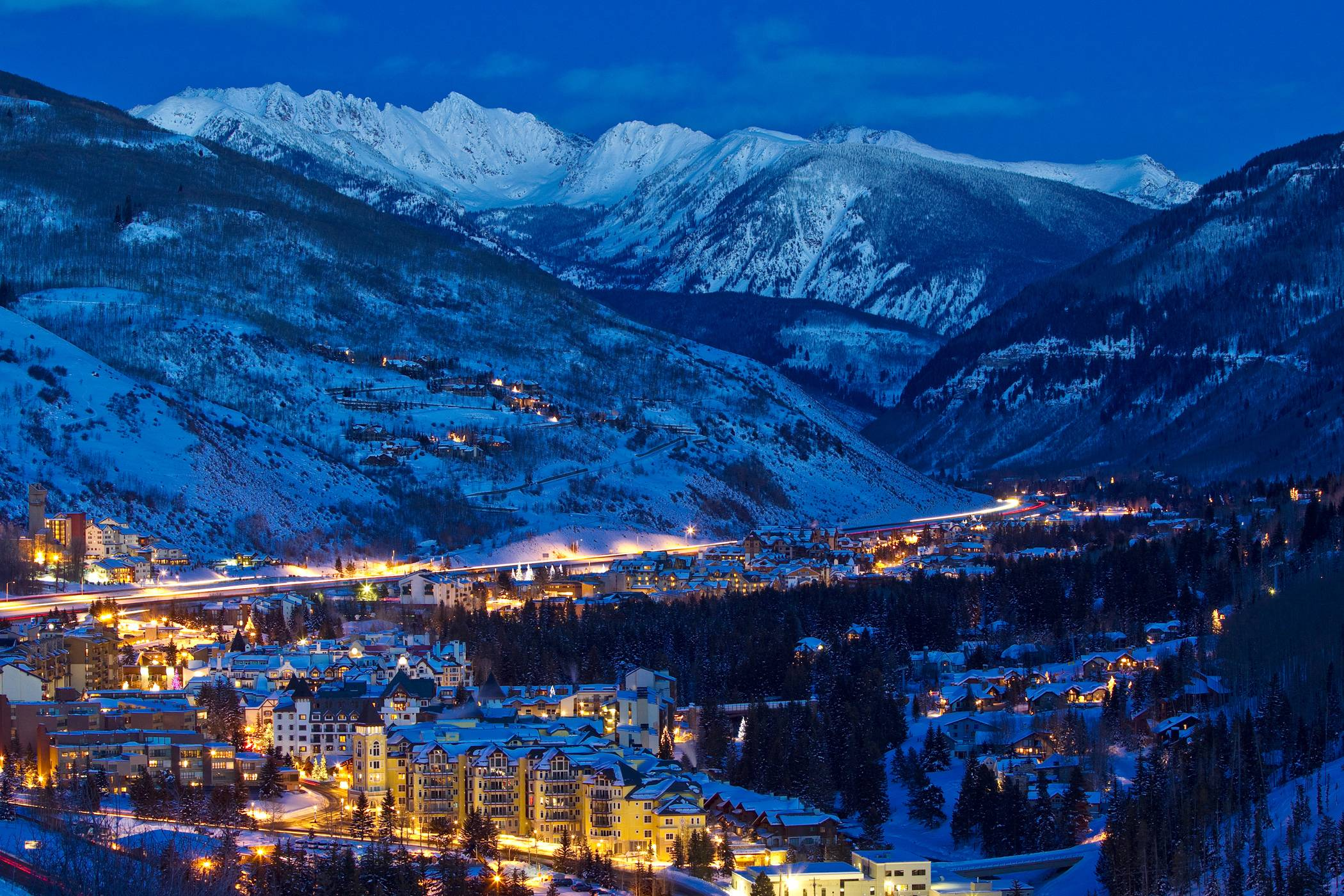 Vail's narrow valley keeps supply in check