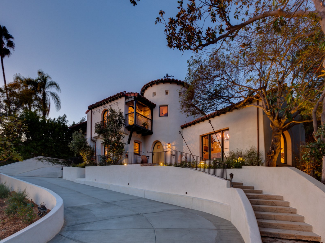 Sotheby S International Realty Classic Spanish Colonial Architecture