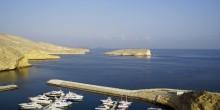Barr Al Jissah private marina