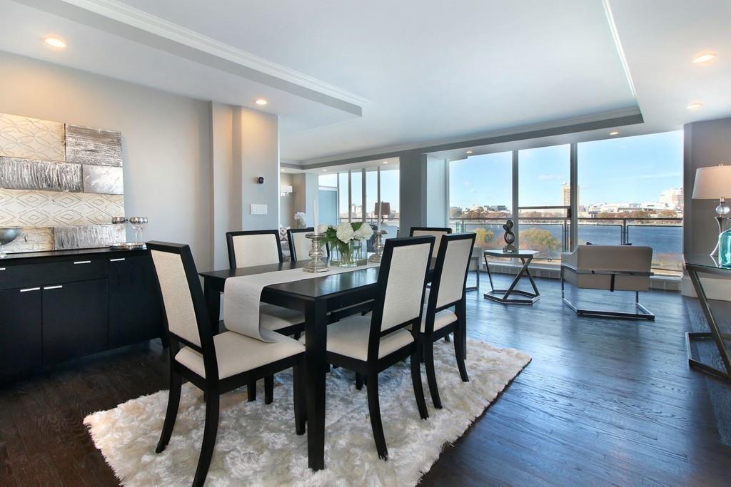Boston Contemporary Condominium