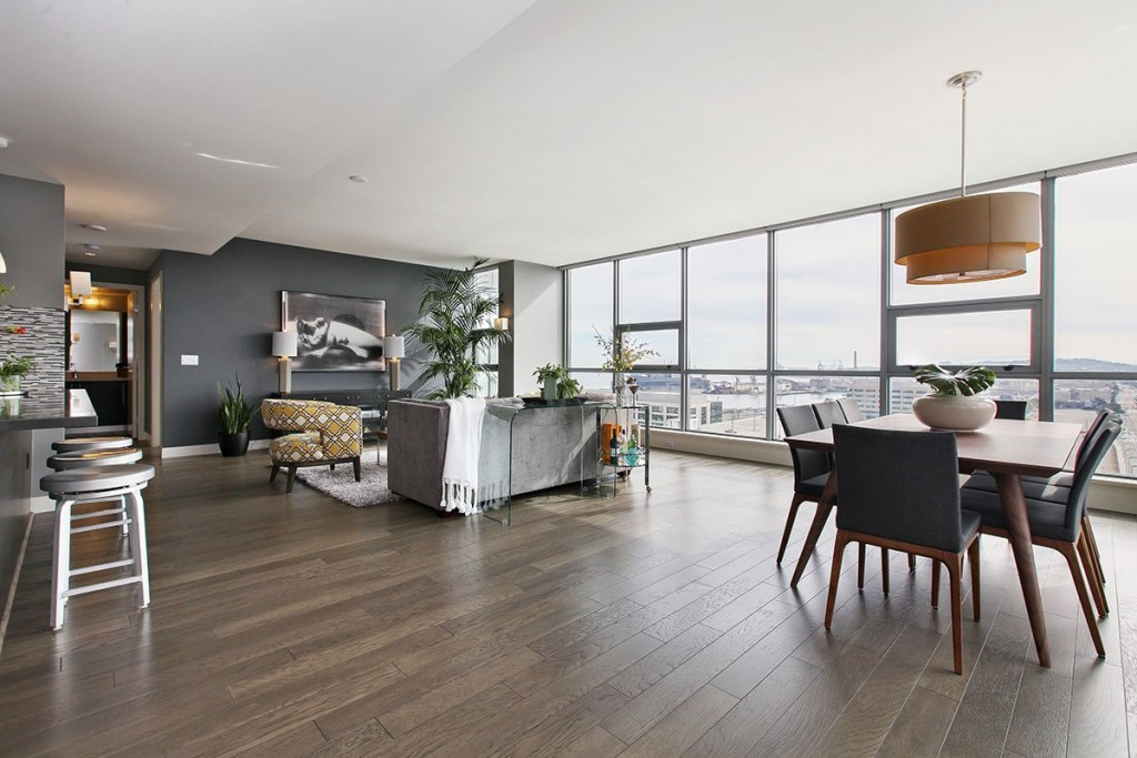 Sophisticated Penthouse at the Famed Madrone
