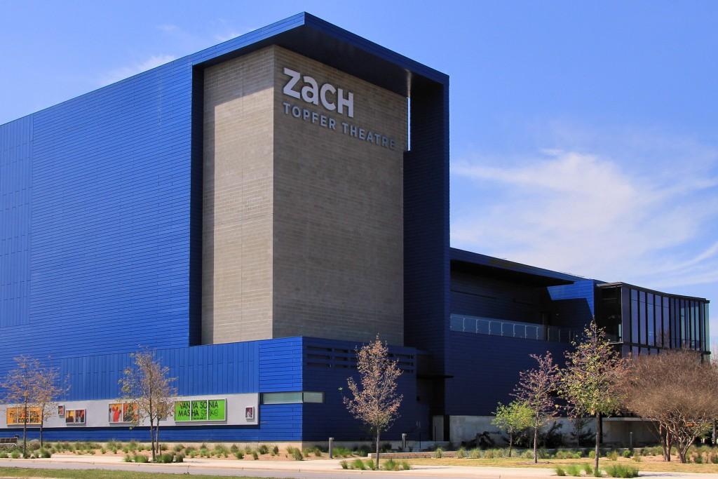 Zach Topher Theatre