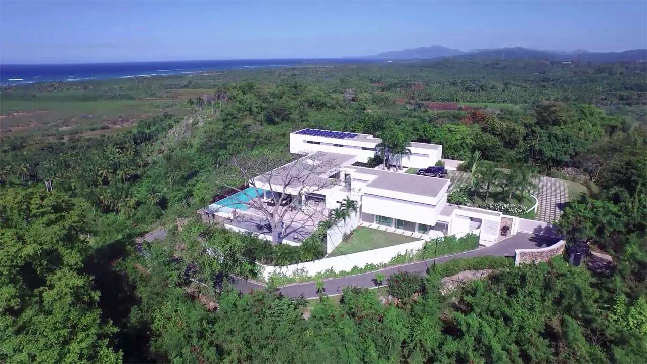 Las Terrenas Villa Elroja