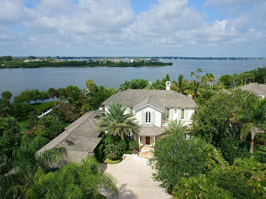 Picturesque Vero Beach Riverfront Home