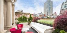 Jimmy Choo Co-Founder Lists Carhart Mansion Penthouse for $27M