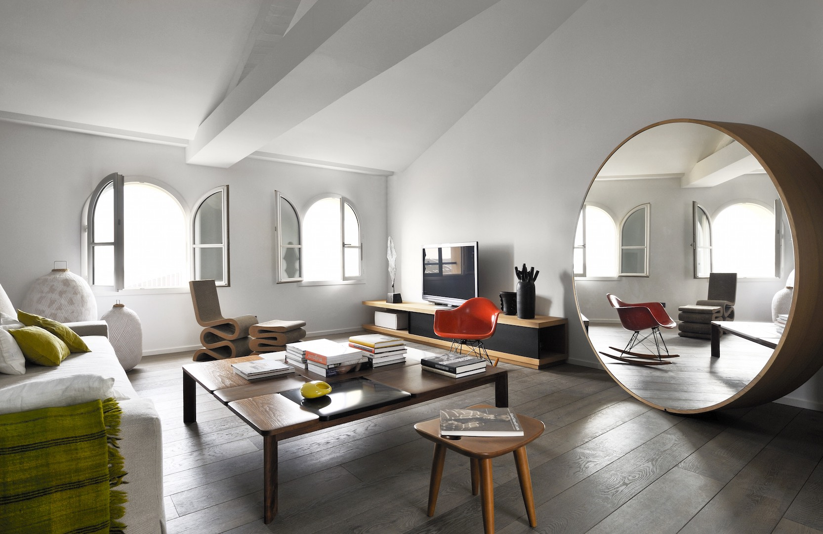 The Joliette apartment in Marseille
