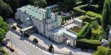 Reliving the Vienna Secession at Stoclet House