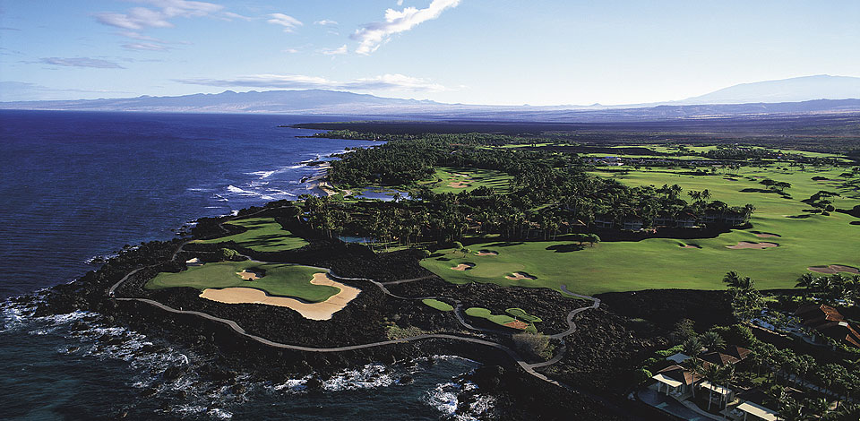 Hualalai Golf Course