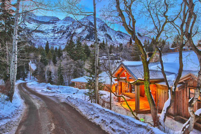 your own private mountain sanctuary