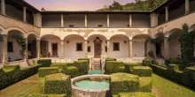 This 17th Century Monastery Was Transformed Into a Luxe Florence Retreat