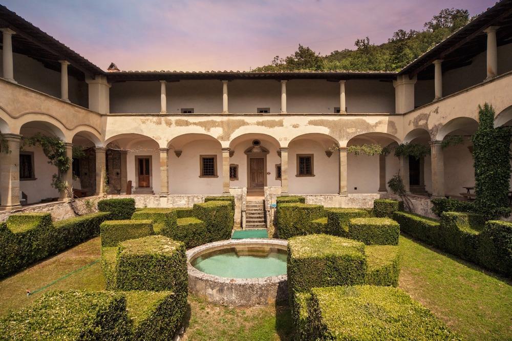Monastery Florence