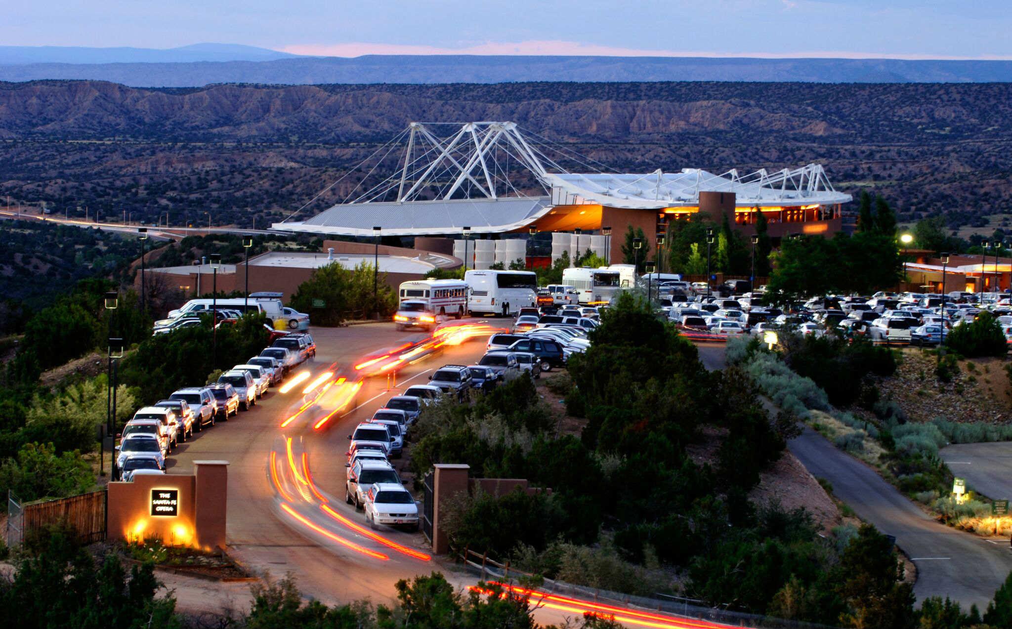 The Santa Fe Opera