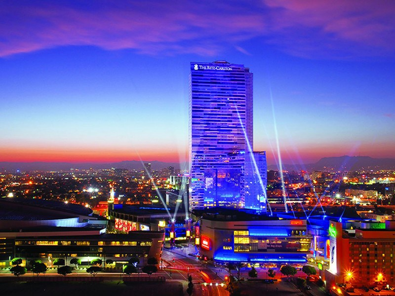 The Ritz-Carlton Residences at L.A. LIVE