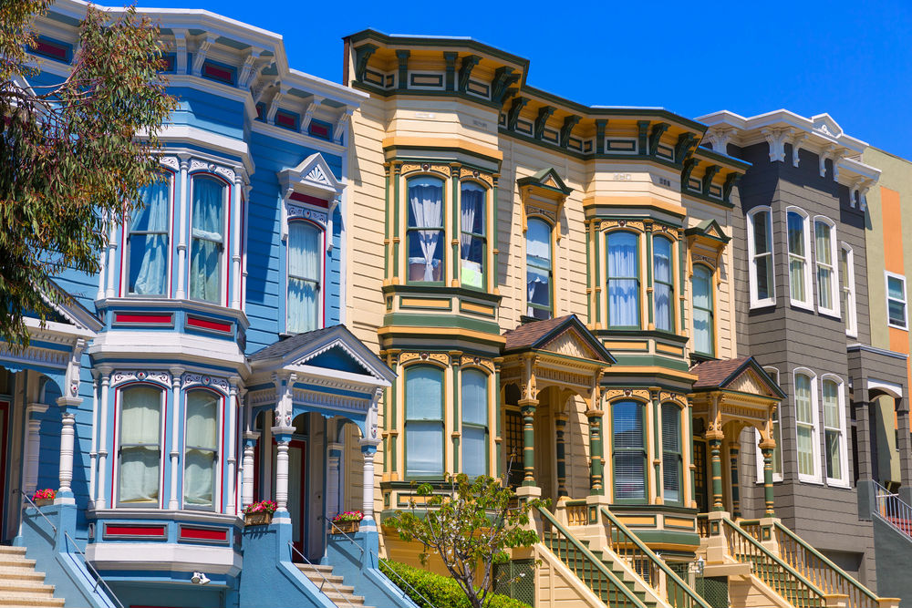 Explore Pacific Heights And Lower Pacific Heights San