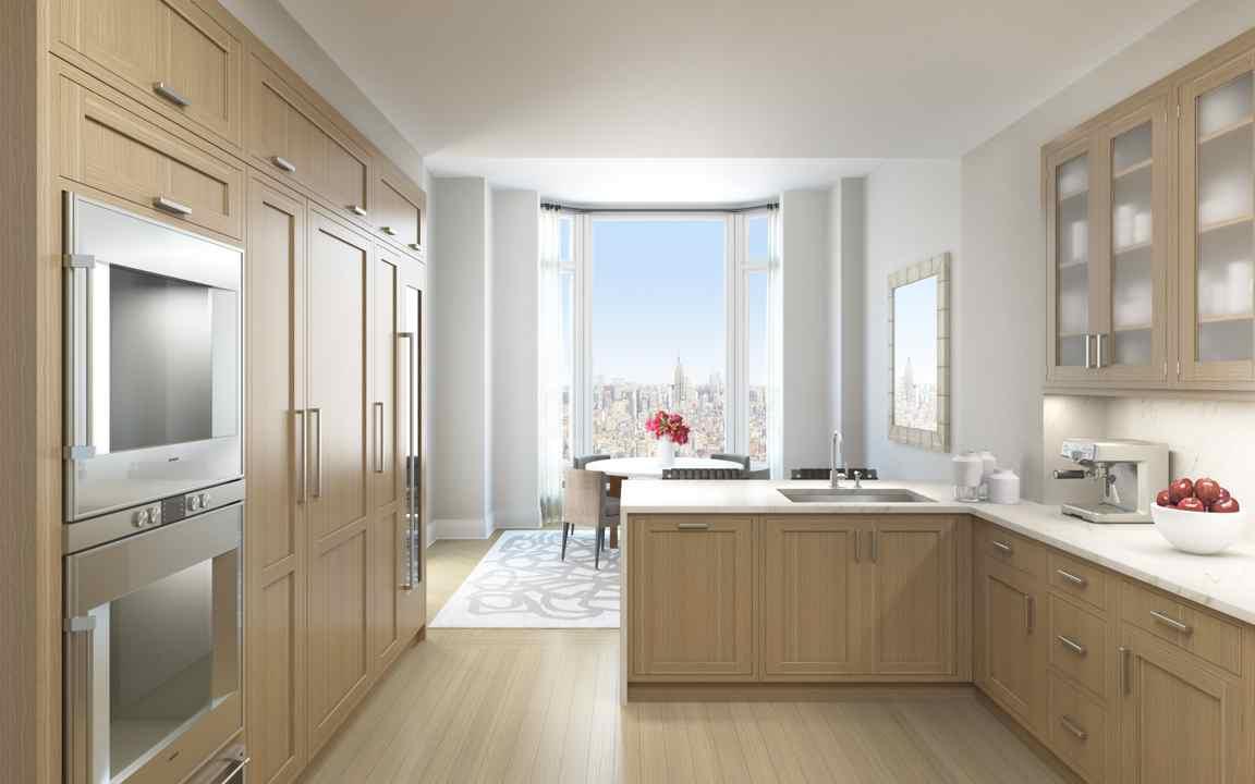 Four Seasons Residences New York Downtown - Kitchen