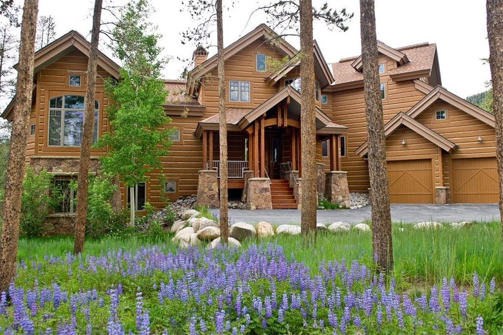 Golf Homes For Sale In Summit County Colorado