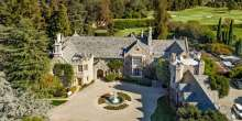 Playboy Mansion to be Enjoined With Neighboring Tudor-Style Estate