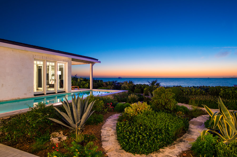 turks-and-caicos-jasperhouse-evening-garden