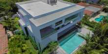 Live in a Spectacular Home in Key Biscayne
