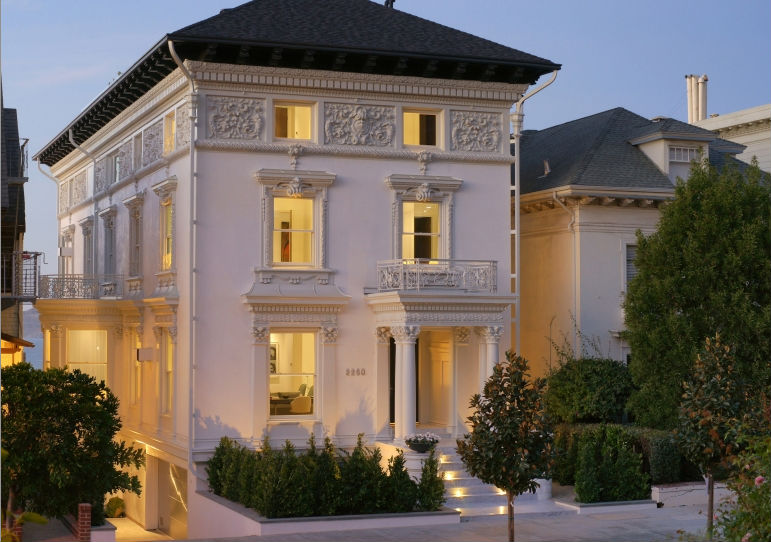 Haute residence a millionaire 39 s global guide to luxury for San francisco real estate luxury