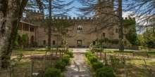 """""""Castle Umbria,"""" a 14th century castle in Perugia"""