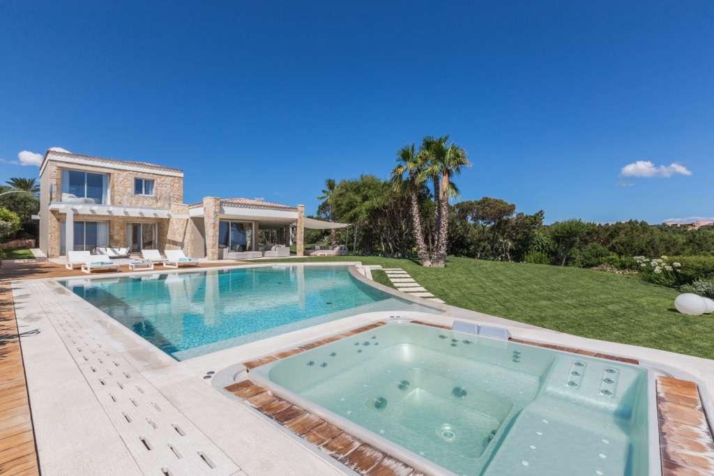 'Villa Carla Felice' –– Porto Cervo, Sardinia