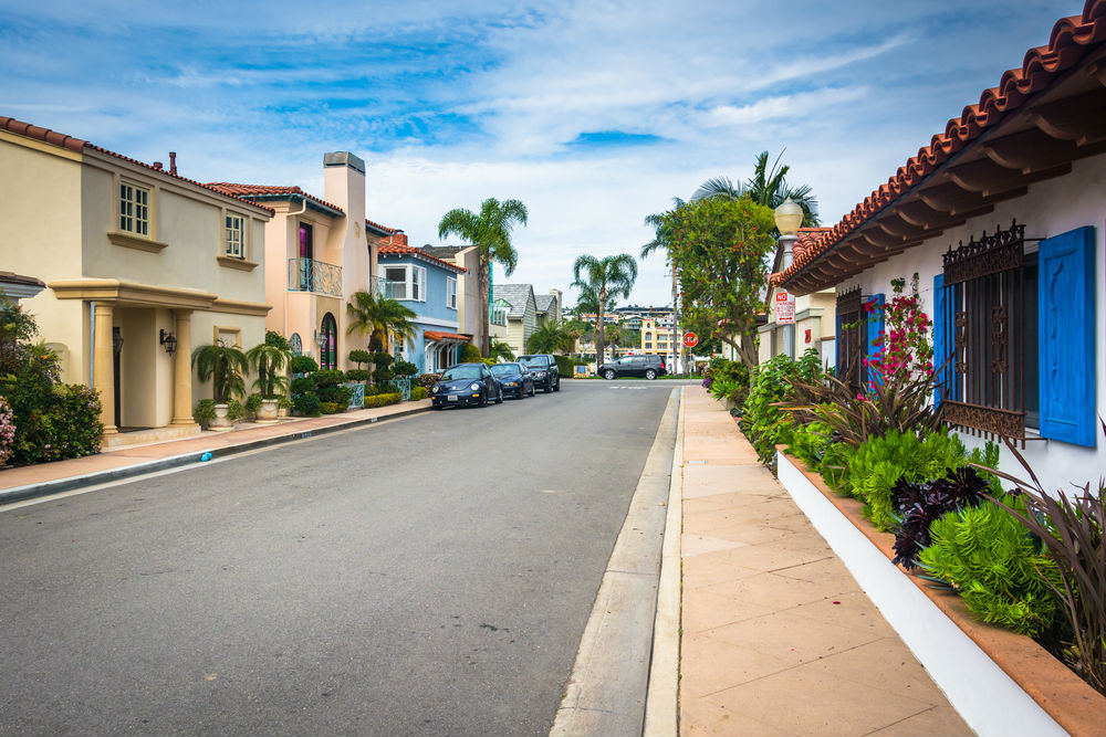 Lido Isle, Newport Beach