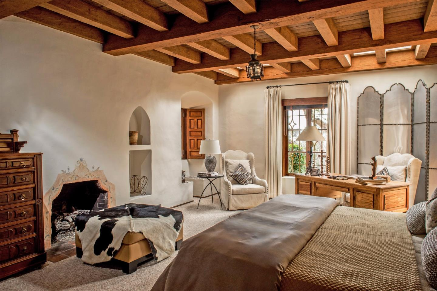 clint eastwood u0027s 1928 spanish colonial style pebble beach mansion