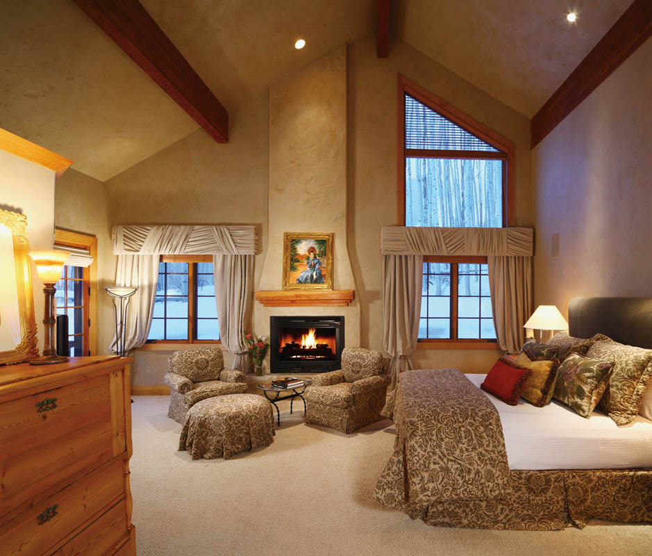 Cozy Slopeside Vail Home In Beaver Creek
