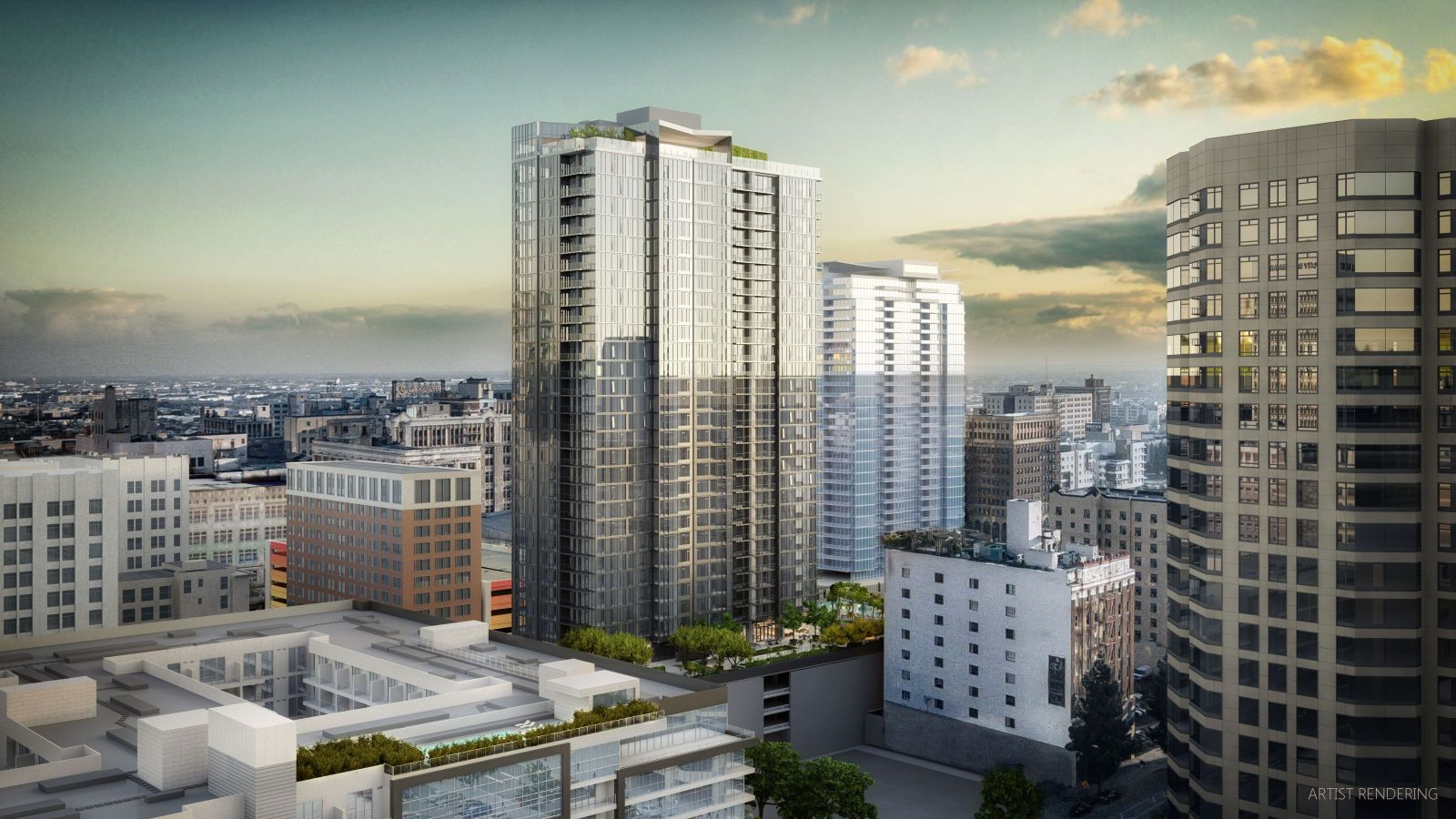 Downtown La S Atelier Residences Will Open This April With