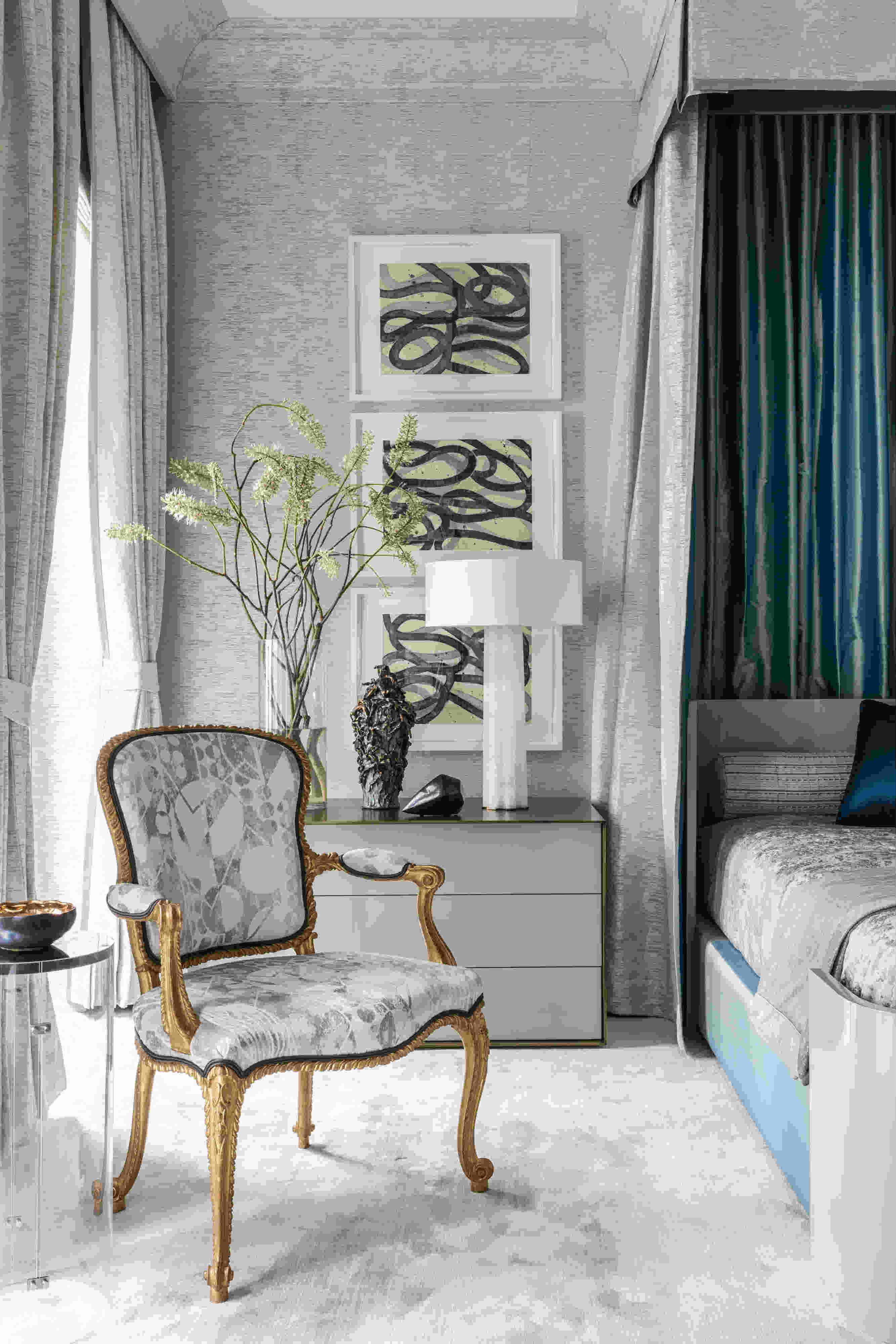 Drake/Andersonu0027s Bedroom, Designed For 2016 Kips Bay Show House
