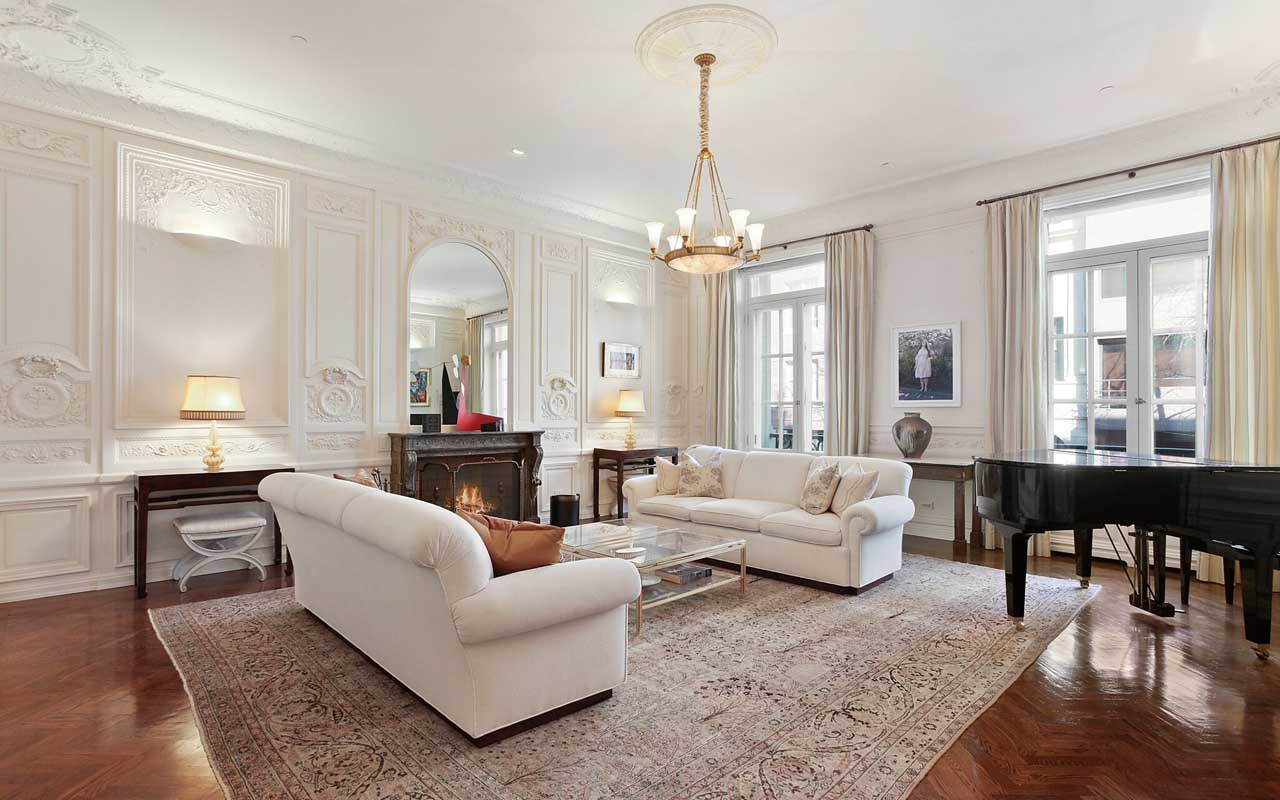 Lavish upper east side townhouse for Upper east side townhouses
