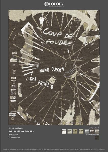 Kirk Nix/Loloey Carpet, New Oder 'Coup De Foudre'