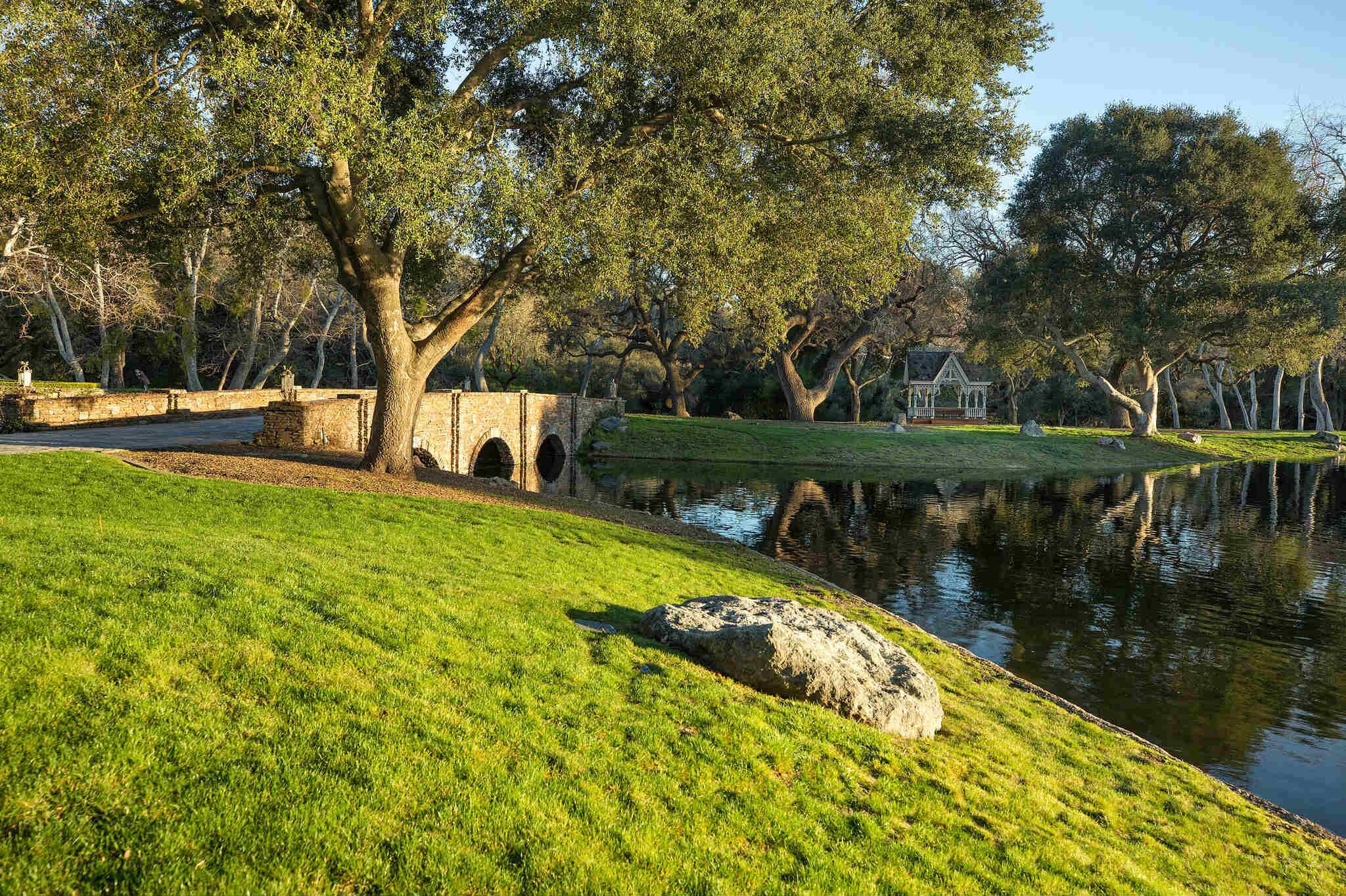 California S Legendary Sycamore Valley Ranch