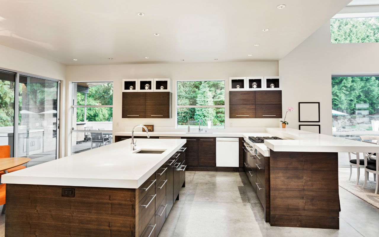 What Is The Most Fashionable Countertop For Kitchens