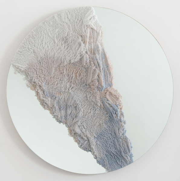 Powdered Glass Drift Mirror, Escape Series