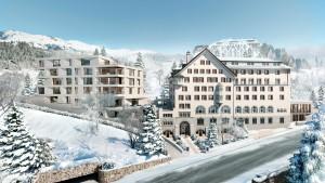Grace St. Moritz Apartments