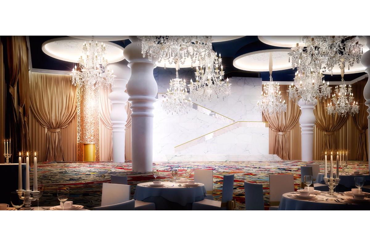 Ballroom, Mondrian Doha